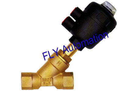 "PA Actuator 3/4"" 178678,178664 Threaded Port 2/2 Way Angle Seat Valve"